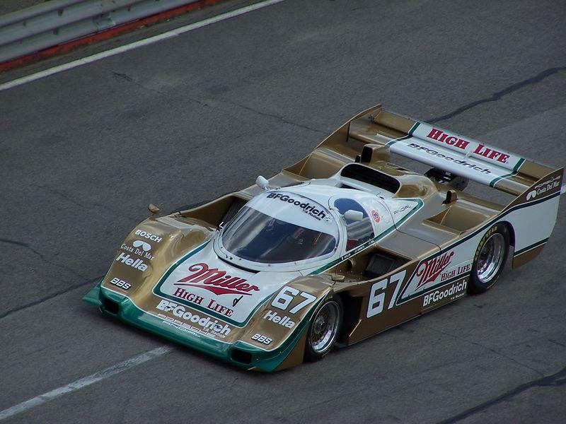 Got Gear Motorsports >> Miller Porsche 962 1989 Daytona winner by Spark - DX Motorsports - DiecastXchange.com Diecast ...