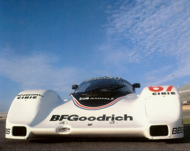 All Season Tires >> BFGoodrich Porsche 962- IMSA GTP | BFGoodrich Racing