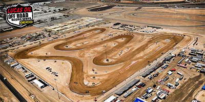 Lucas Oil Off Road Racing Series, Rounds 11 and 12 @ Las Vegas Motor Speedway | Las Vegas | Nevada | United States