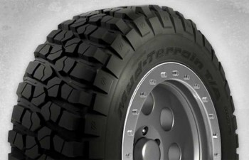 Off Road Racing BFGoodrich Mud-Terrain T/A KM2