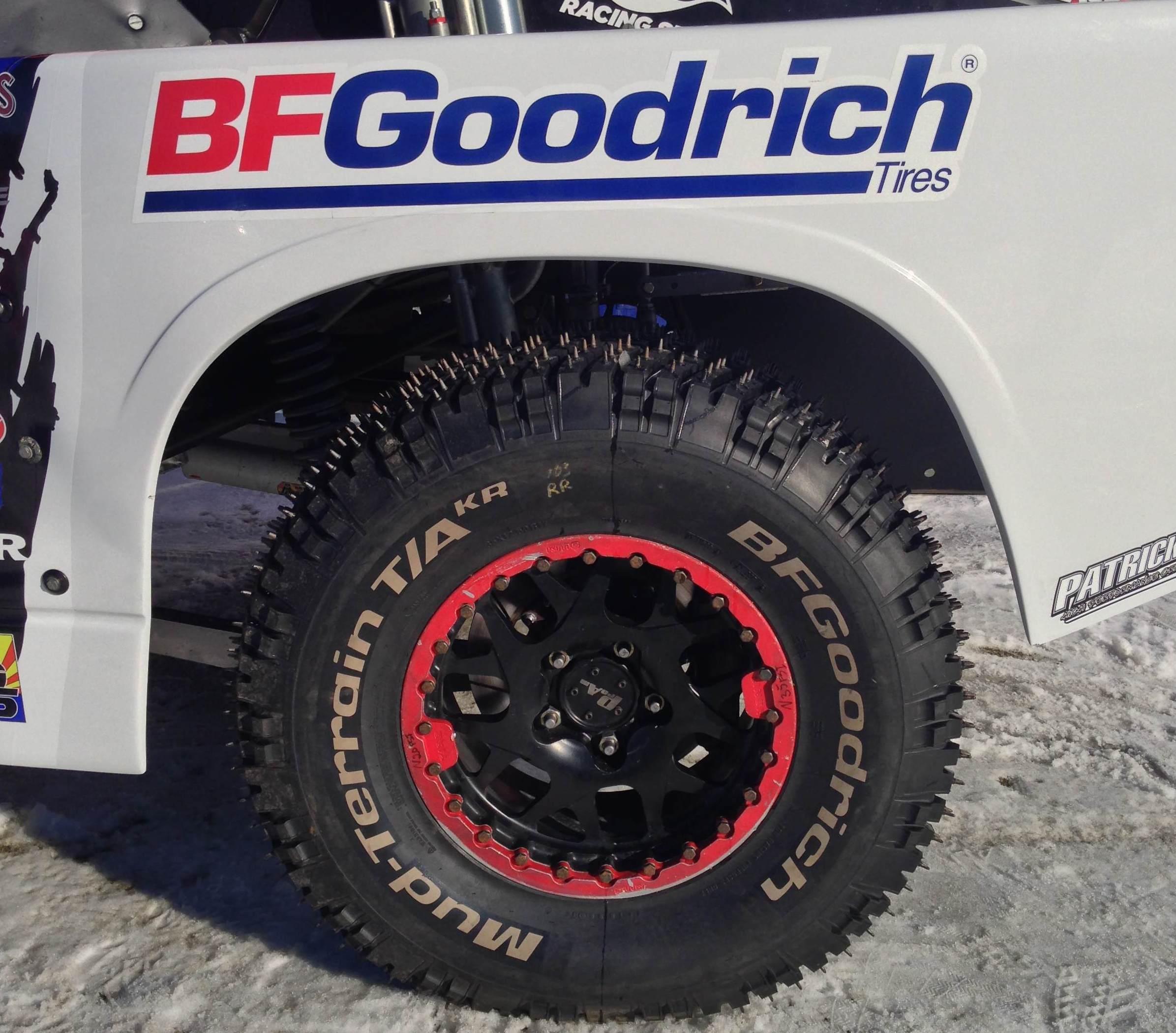 bfgoodrich tires returns to partner with red bull for. Black Bedroom Furniture Sets. Home Design Ideas