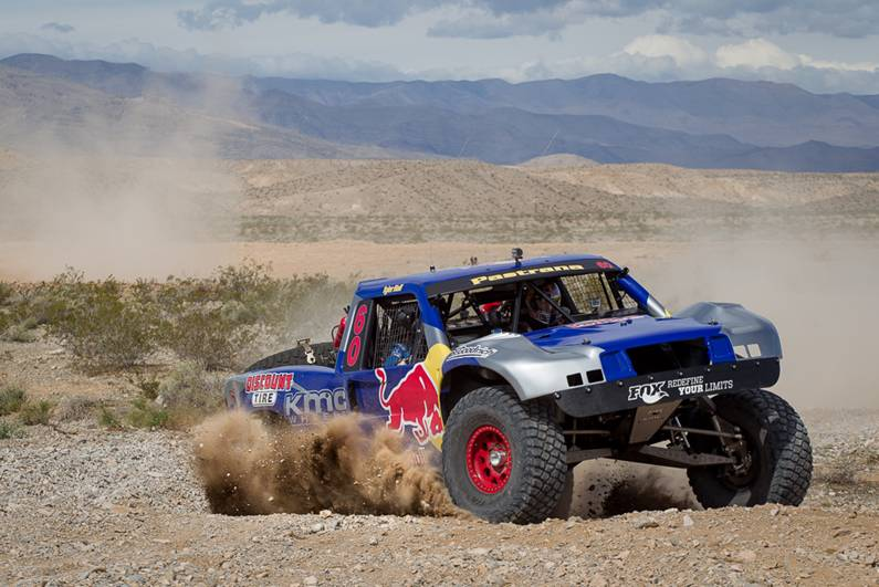Travis Pastrana Joins Menzies Motorsports For Off Road Racing