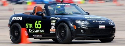 BFGoodrich g-Force Rival and Rival S - SCCA Solo Street Touring and Stock Legal UTQG 200 Tire
