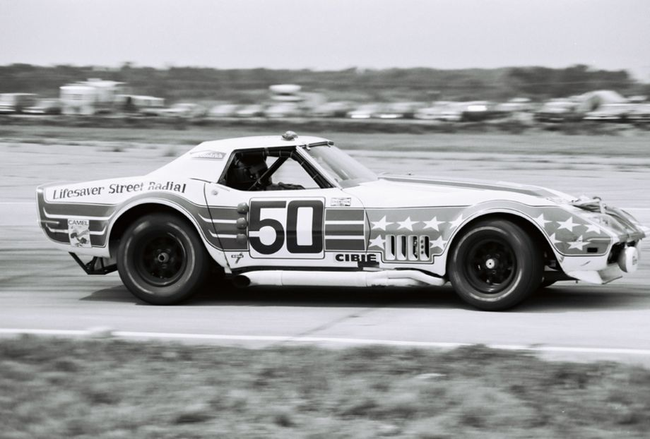 Bfg Corvette Legend John Greenwood Passes Bfgoodrich Racing