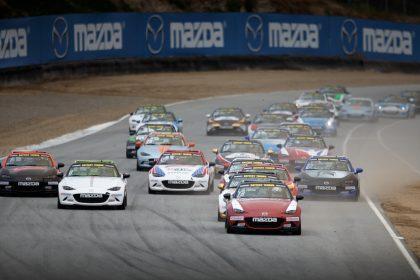 Global Mazda MX-5 Cup Challenge Announces Worldwid…