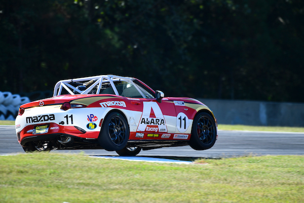 BRASELTON, Georgia (September 29, 2016) U2013 The 2016 Battery Tender Global Mazda  MX 5 Cup Presented By BFGoodrich Tires Today Wrapped Up Its Inaugural  Season ...