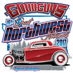 Goodguys 16th Great Northwest Nationals @ Spokane County Fair & Expo Center | Spokane | Washington | United States