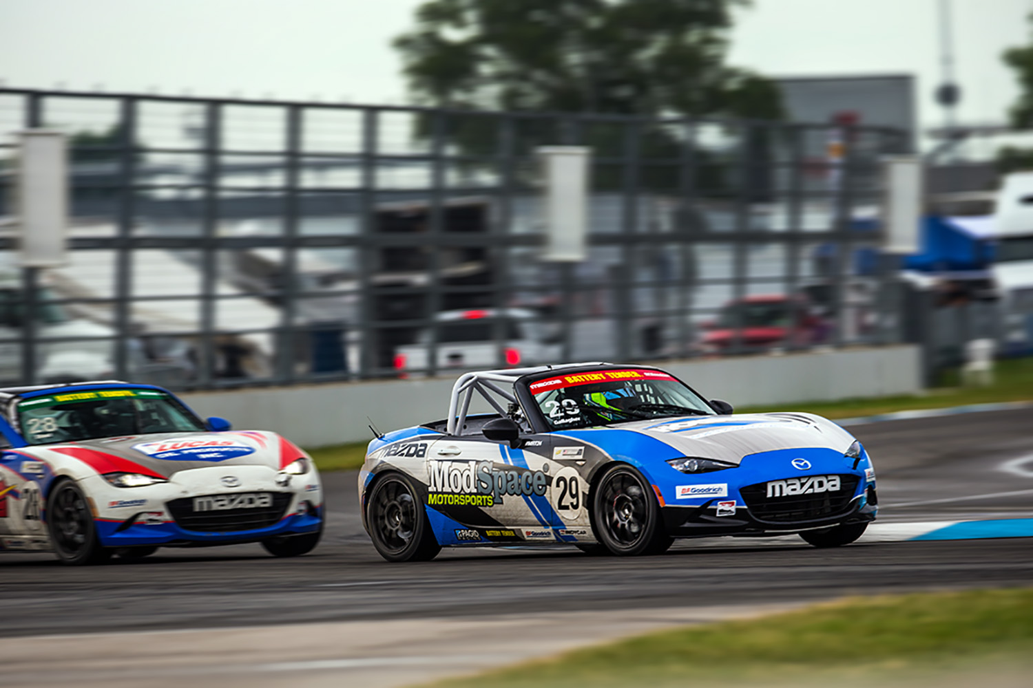 MX-5 Cup at Indy