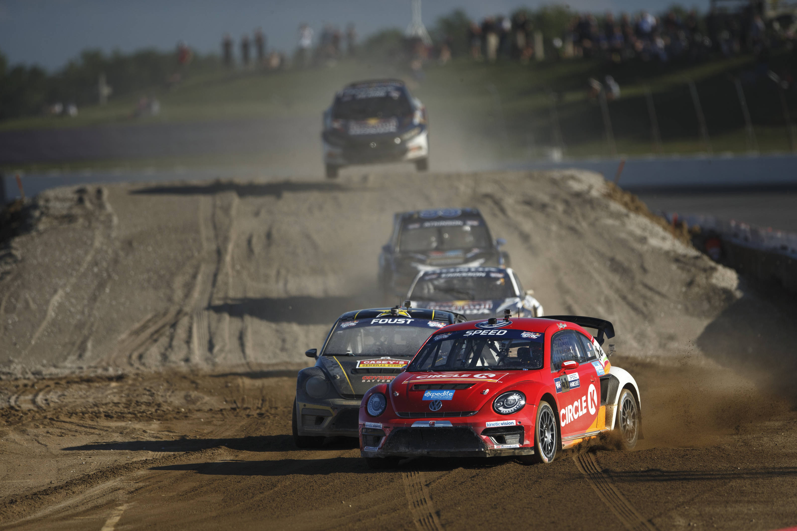 Scott Speed Wins Red Bull GRC Indianapolis