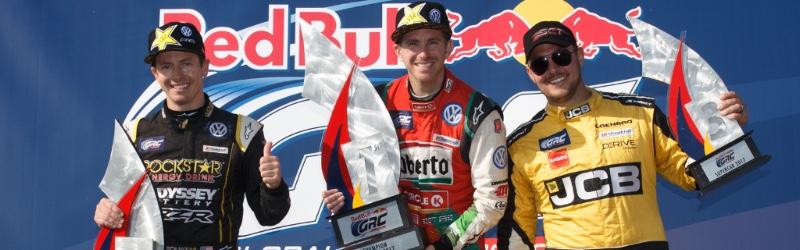 Scott Speed Wins Third Straight Red Bull Global Ra…