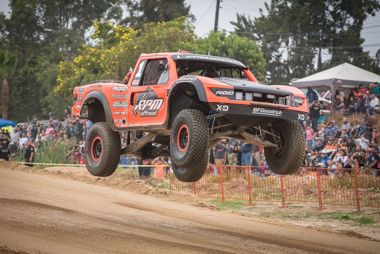 Apdaly Lopez/RPM Off-Road Win 50th SCORE Baja 1000