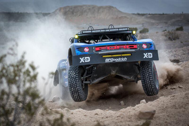BFGoodrich Racers Dominate 50th MINT 400