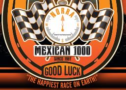 NORRA Mexican 1000 - 2020 @ Ensenada a San Jose Del Cabo